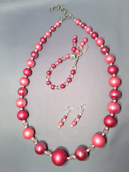 Pink With Envy Necklace